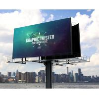 P8 Waterproof Advertising LED Signs High Resolution LED Display Screen
