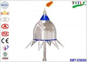 China Internationally Tested Self Active Ese Lightning Rod 60μS Long Life on sale