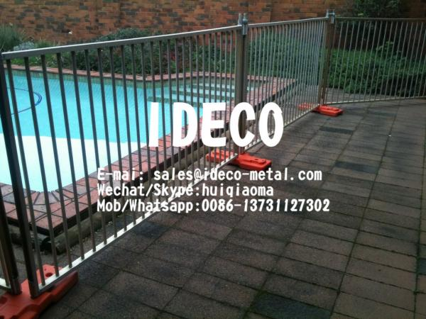 Protect Child Secure Temporary Pool Fencing, Removable ...