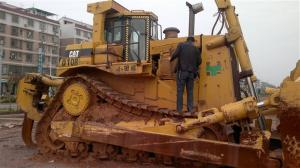 China D10R Used Caterpillar bull dozer export Paraguay D10N on sale