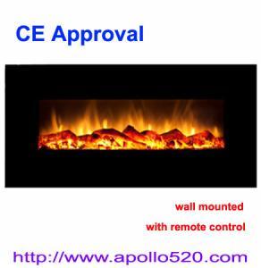 China Saudi Arabia Type Electric Log Fireplace on sale