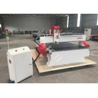 China 1300*2500mm Water - cooling cnc routers for woodworking with HIWIN linear square rails on sale