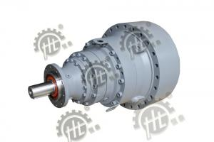 China Flange Mounted 3 Stage Planetary Gearbox , Helical Gear Reducer on sale