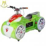 Hansel indoor amusement park rides electric motorbike ride for sales