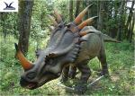 Game Center Facility Life Size Giant Dinosaur ModelFor Lawn Decorative