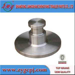 China trailer welding king pin semi fifth wheel king pins on sale