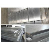 China Foam Molding Polished Aluminum Sheet , Temper T6 Anodized Aluminum Sheet on sale