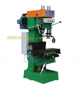 China XIANGDE Vertical double spindle drilling and tapping machine XDJ-270L,Valves, faucets, metal processing equipment on sale