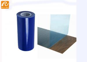 China Transparent Self Adhesive Plastic Film , Painted Anti Scratch Protective Film For Stainless Steel on sale