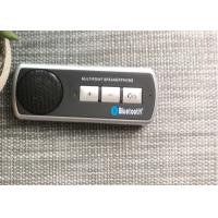 Portable car radio transmitter Hands free In-Car Bluetooth Speakerphone Car Kit Speaker Phone with Sun Visor Clip
