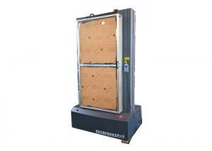 China Electromechanical Universal Testing Machine 100kN Strength Properties Adhesive Bonds ASTM D905 ETM105D on sale