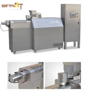 China 1-5kg / H Capacity Lab Pet Food Extruder Machine For Formula Test , Low Noise on sale