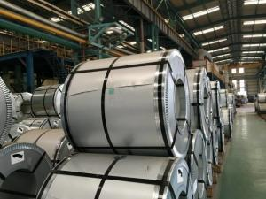 China Galvalume Prepainted Steel Coil , PPGL steel, Colour Coated Sheet, steel panel raw materail on sale