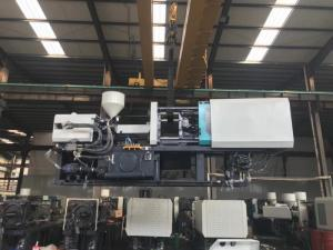 China Electric Permanent Magnet Injection Molding Machine With CE Certification on sale