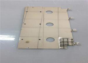 China Aluminum High Current Busbar 271.5mmx460mmx1.5mm For Connecting Conductors on sale