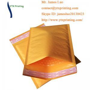 China kraft bubble padded envelopes on sale