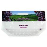 China Top quality fresh fruit bag with handle,fruit packaging bag,Grape bag with air holes on sale