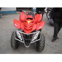 Suzuki 250CC Red Manned Gasoline Four Wheeled Motorcycles ATV 229.2cc For Men