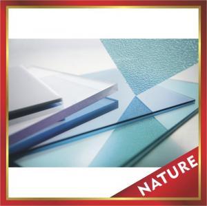 China placa del tablero del panel de la techumbre que cubre de la PC de la hoja sólida de alta calidad del policarbonato on sale
