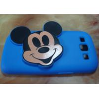 Blue micky mouse samsung phone case cell phone case for samsung galaxy 3 i9300