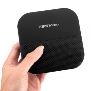 China Octa Core Internet Tv Set Top Box WIFI Dual Band T95V S912 2GB / 16GB HDMI 2.0a on sale