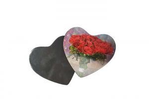 China Custom Full Color Lenticular 3D Printed Fridge Magnets Flower Design Souvenir on sale