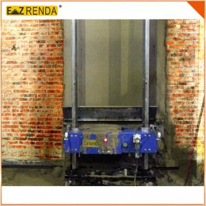 China Building Automatic wall Rendering Machine Remote Controller for Stucco supplier