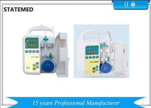 China Medical Portable Enteral Feeding Pump Equipment 1.6kg 193mm × 130mm × 105mm on sale