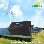 Батарея 12В38ах геля свободного обслуживания солнечная для солнечной энергии