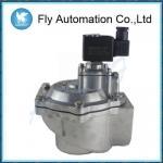 "High Flow Angle Type ASCO 2"" threaded SCG353A050 0.35-0.85Mpa NBR Pulse Jet Valve"