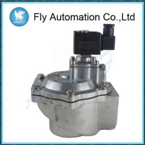 "Quality High Flow Angle Type ASCO 2"" threaded SCG353A050 0.35-0.85Mpa NBR Pulse Jet Valve for sale"