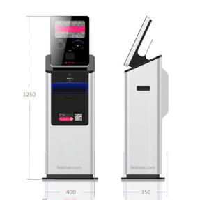 China 9.7 inch Self-Serve Kiosk/Mini Payment kiosk with/without Cash Dispensser,Ticket vending Kiosk to sell ticket fast on sale