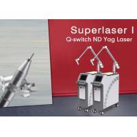 1064 nm / 532nm Prefessional Q-Switch Nd Yag Laser Machine for Tattoo/pigmentation Birthmark Removal