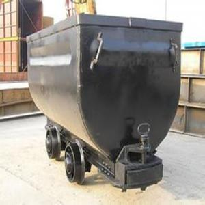 China 1.1 m3 fixed mining car/coal mine car from factory on sale