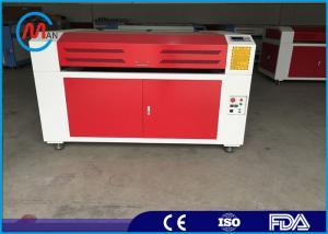China High Speed CNC Mini Laser Cutting Machine , Glass Laser Cutting Machine on sale