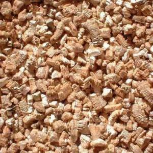 China expanded silver white vermiculite on sale