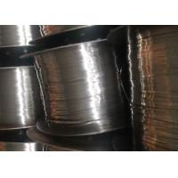 SUS 316l Flat Steel Wire SS 316L Welding Performance Oxidation Resistance For Kitchen