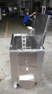 China Custom Sizes Kitchen Soak Tank Aluminum Baking Pans , Hood Filters , Baking Racks on sale