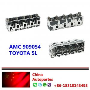 China Cylinder Head for TOYOTA 5L AMC 909054,  11101-54150 / 1110154150,?11101-54151 / 1110154151 on sale