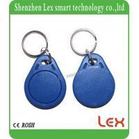 Proximity KeyfobsRing EM4100 / TK4100 125KHz RFID Tag Cards Door Control Entry Access EM Key Chain Card RFID Keyfbos
