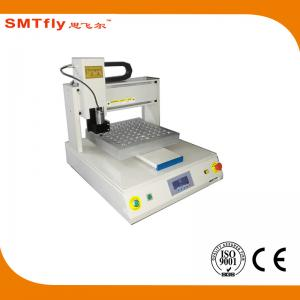 China New Design Desktop Pcb Router Machine With Large Computer Screen Control on sale