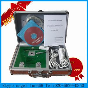 China Nutritional Therapists Chinese Traditon Meridian Analyzer For Herbalist Doctor on sale