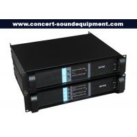 2 x 2400W Light Weight High Power Amplifier FP 14000 For Live Sound