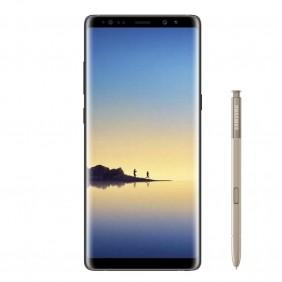China New Samsung Galaxy Note 8 Maple Gold SM-N950F LTE 64GB 4G Factory Unlocked on sale