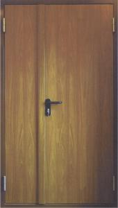 China FM Approval Wooden Fire Rated Door on sale