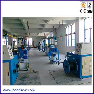 China Cable Manufacturer PVC Wire and Cable Plastic Extrusion Machine for Building Wire on sale