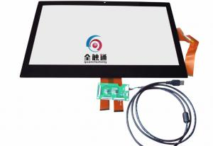 China 18.5 Inch USB Serial I2C Capacitive Touch Screen Panel Durable High Sensitivity on sale
