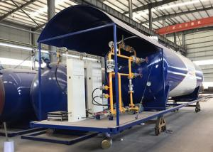China 40M3 LPG Cylinder Filling Station 20MT 40000 Liters Chusheng007 For Storage on sale