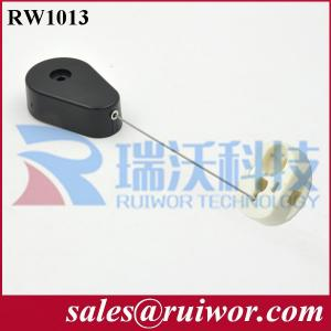 China RW1013 Security Pull Box | Anti-theft Lanyard,stop in retraction pull box,Pull Box With Alarming Function on sale