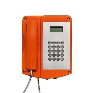 China VoIP Explosion Proof Telephone Free Dial Wall / Pillar Mounting ATEX Certificated on sale